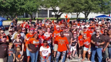 Space City Dawg Pound 1