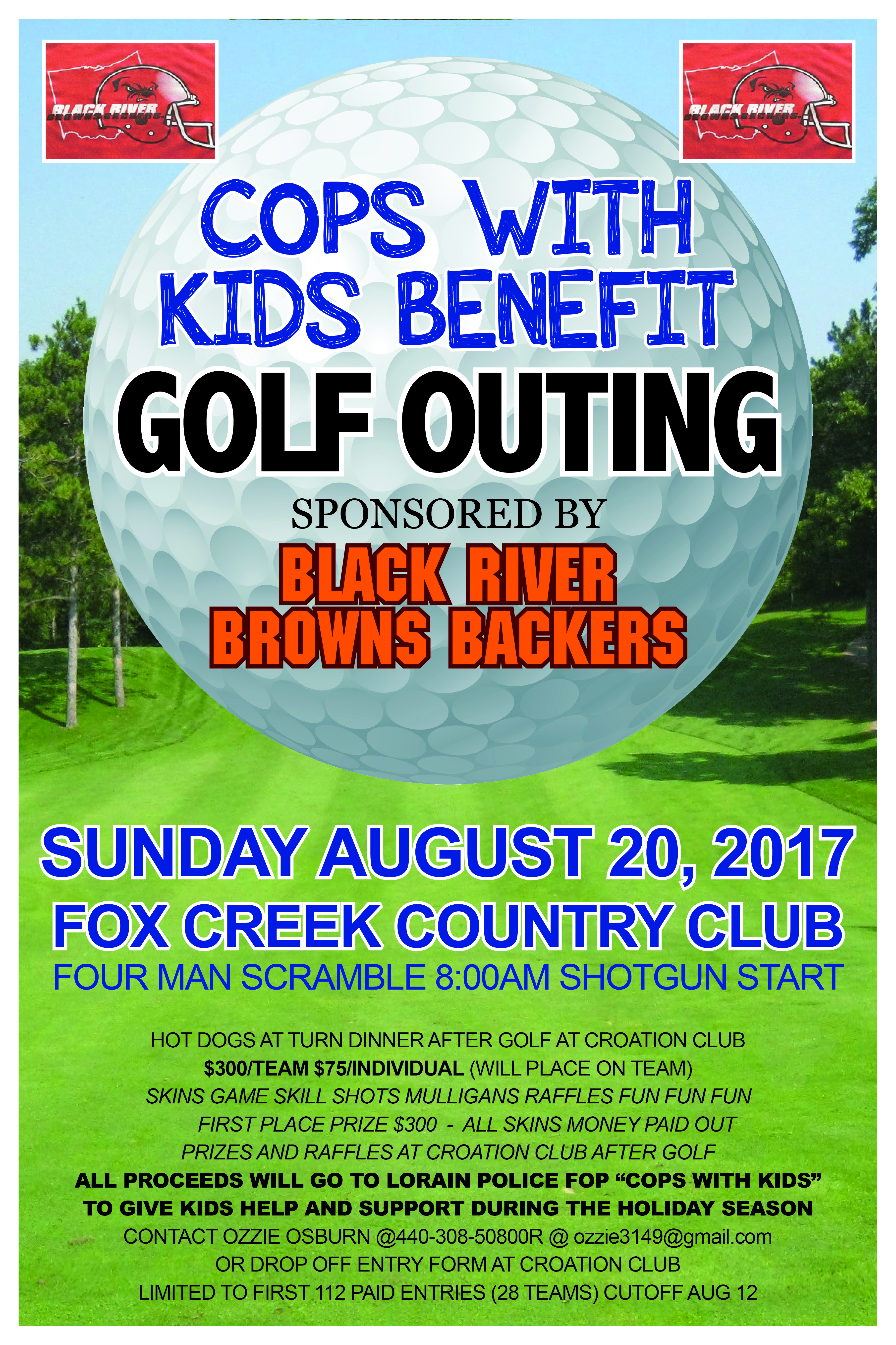 Golf Outing Poster